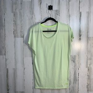 3/$25 Nike lime Green tee shirt